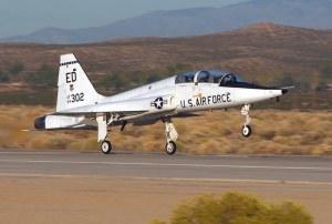 Edwards tests single-engine takeoffs