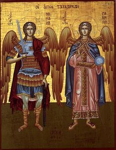 archangel-gabriel-and-michael