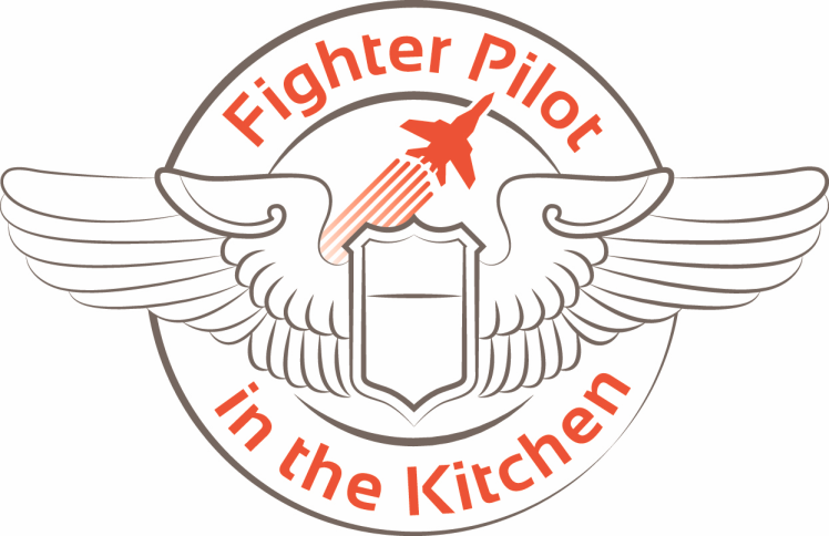 Fighter Pilot in the Kitchen (logo) copy